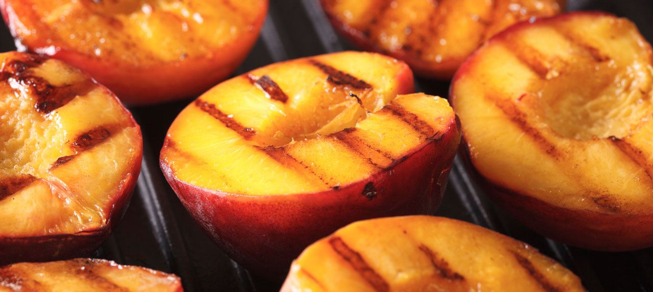 Recipe Highlight Image for Grilled Peaches